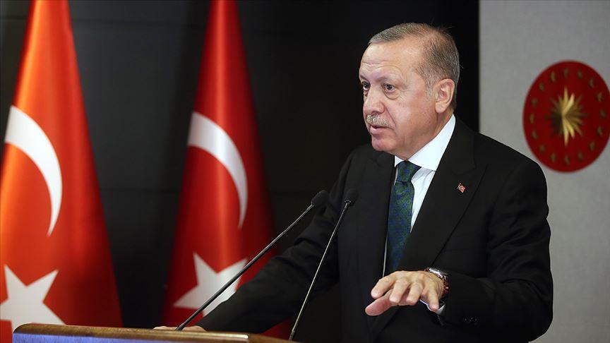 Cumhurbaşkanı Erdoğan, siyahi Amerikalı Floyd'un polis şiddeti sonucu ölümünü kınadı