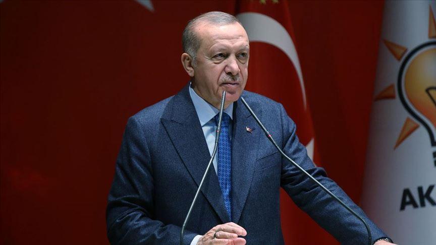 Erdoğan'dan AK Parti'ye dönüşünün 3. yıl dönümü için paylaşım