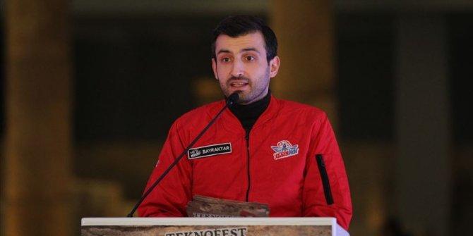 Selçuk Bayraktar'dan 'Milli İHA ve SİHA'lar uçmaya devam edecek' paylaşımı