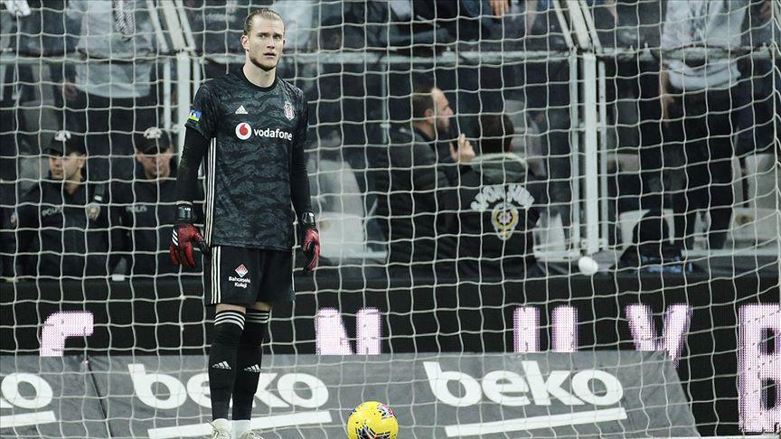 Loris Karius açıkladı: Beşiktaş ile olan sözleşmemi feshettim