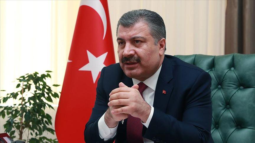 Fahrettin Koca: Türkiye genelinde yatak doluluk oranının %48.5