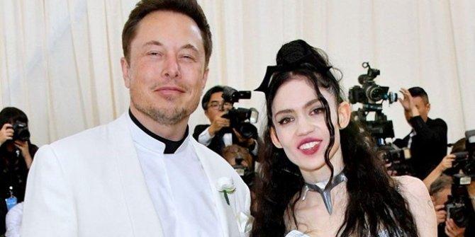 Elon Musk ve Grimes çiftinin bebeği oldu