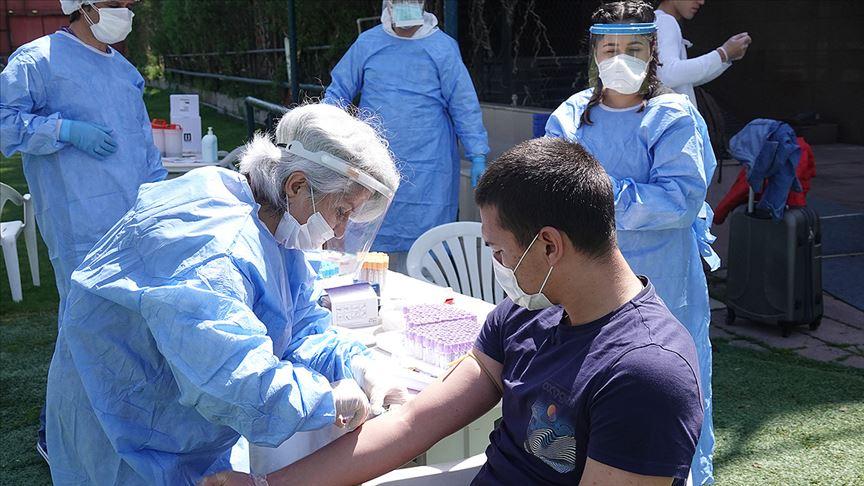 Dünya genelinde Kovid-19 tespit edilen kişi sayısı 17 milyon 771 bini geçti