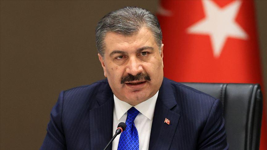 Sağlık Bakanı Koca: Küçük bir ihmal tüm Türkiye'yi etkileyebilir