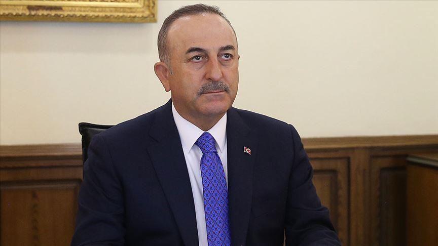 Dışişleri Bakanı Çavuşoğlu: Almanya'daki camimize yapılan çirkin saldırının failleri derhal yakalanmalı