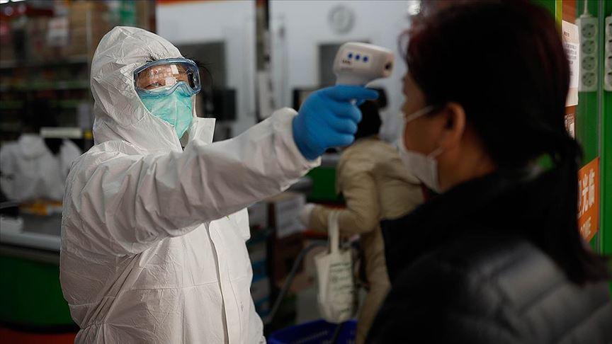 Çin'de 5, Güney Kore'de 39 yeni Kovid-19 vakası tespit edildi