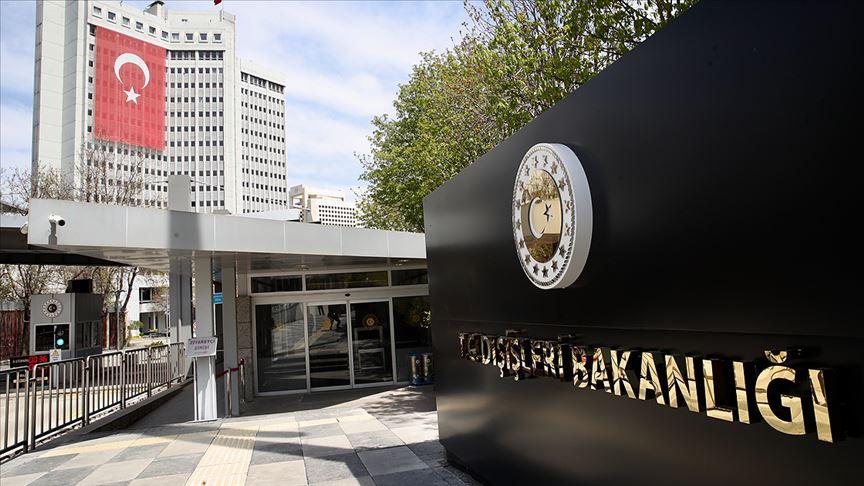 Türkiye'den Çekya Senatosu'nun 1915 olaylarına ilişkin aldığı karara tepki