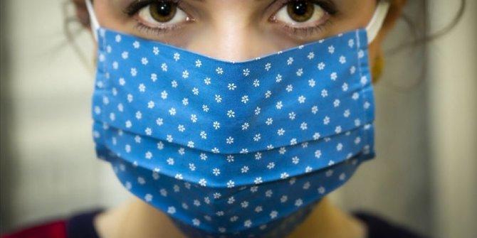Ev yapımı maskeler ve eşarplar da Kovid-19'un yayılmasını önleyebilir