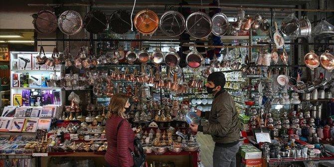İstanbul'da Ramazan Bayramı öncesi alışveriş yoğunluğu