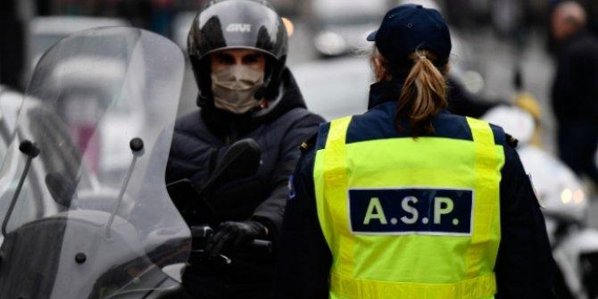 Fransa'da bir günde 74 ölüm