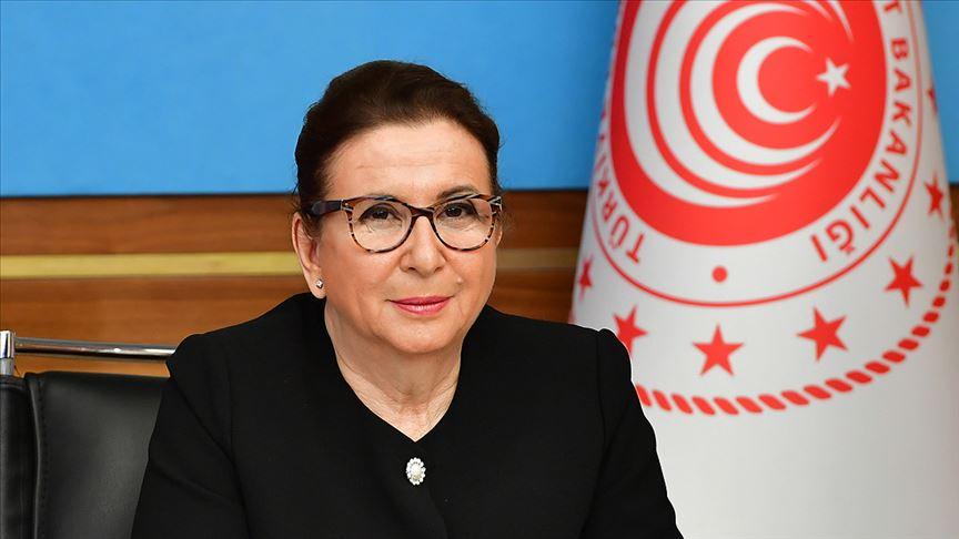 Ticaret Bakanı Pekcan'dan Kadın kooperatiflerine Hibe Desteği