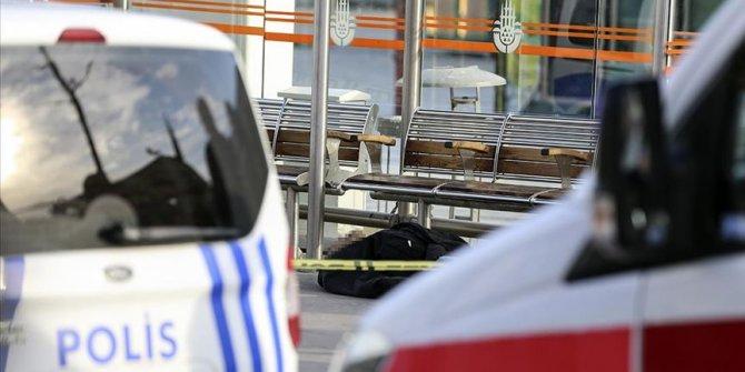 Beyazıt'taki tramvay durağında bir kişi ölü bulundu