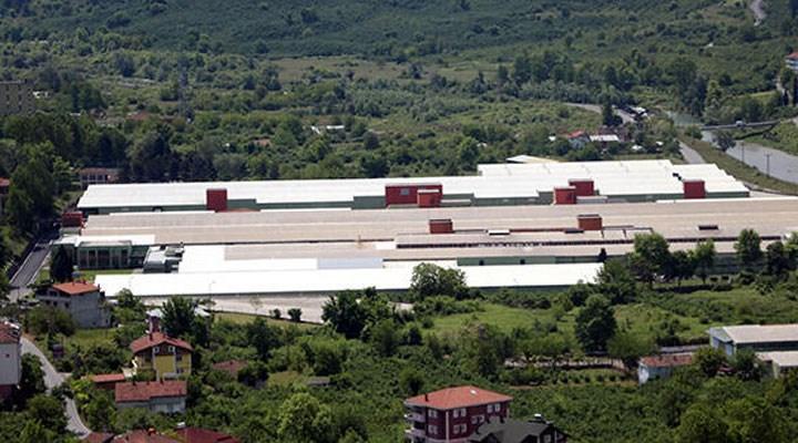 Zonguldak'ta 800 çalışan ailesiyle karantinaya alındı