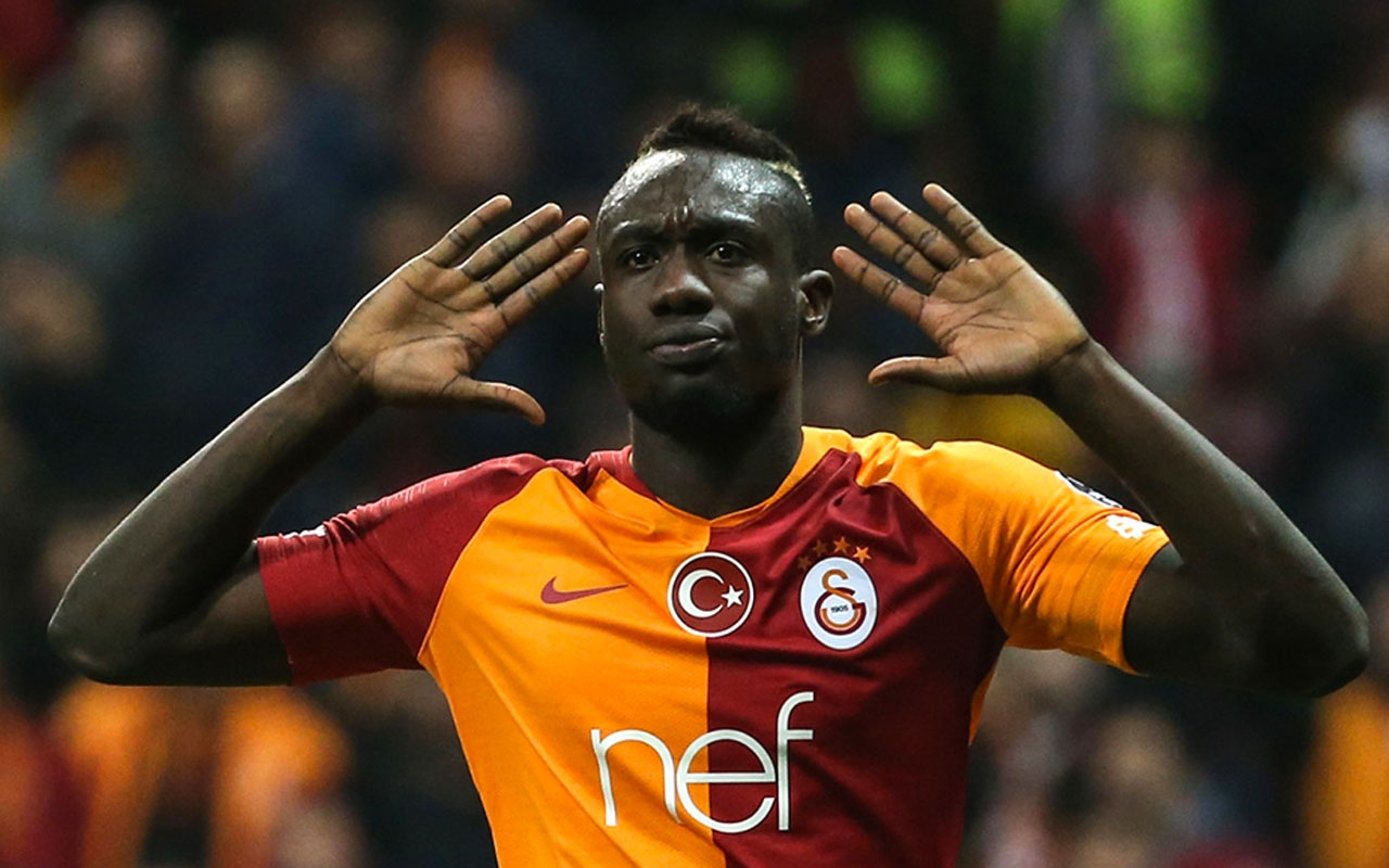 Diagne Galatasaray'ın elinde patladı