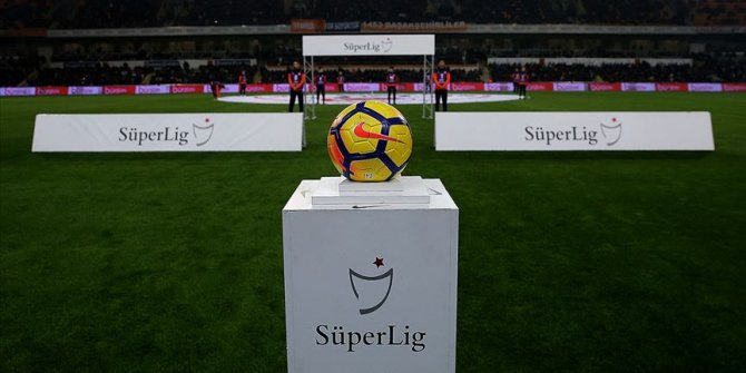 Süper Lig'de heyecan başlıyor! 5 haftalık program açıklandı