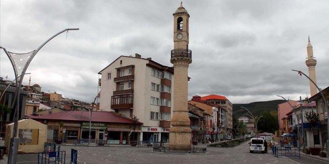 Bayburt'ta namaz kılınacak camiler belirlendi