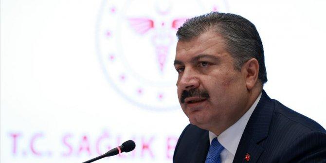 Sağlık Bakanı Koca: Salgınla mücadelede ülkemiz tüm dünyaya örnek başarı sağladı