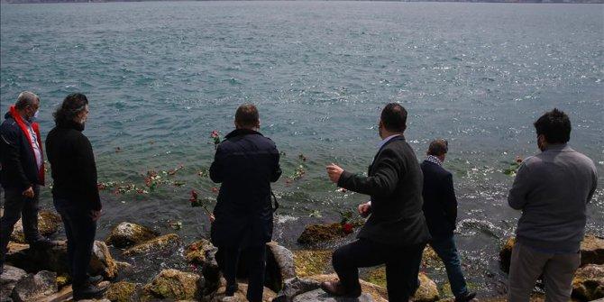 Mavi Marmara şehitleri saldırısının 10. yılında anıldı