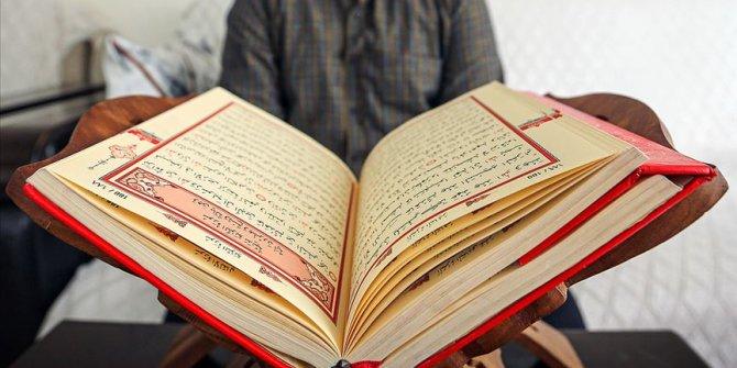 Kur'an-ı Kerim'i Güzel Okuma Yarışması başvuruları yarın sona erecek