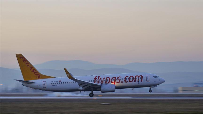 Pegasus iç hatlarda yolcu uçuşlarına başlıyor