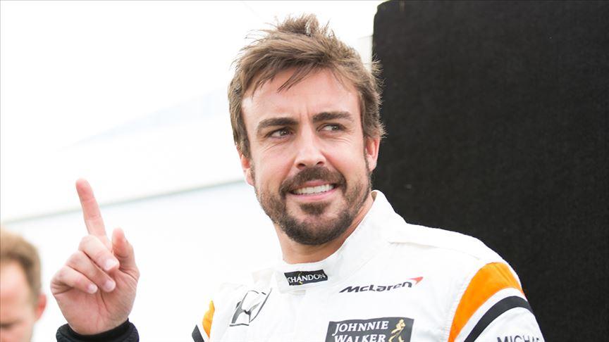 Formula 1 takımı Renault'tan Fernando Alonso'ya yeşil ışık