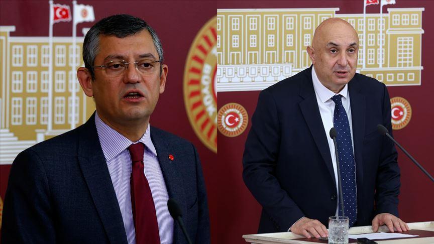 CHP'li Özel ve Özkoç hakkındaki fezleke Adalet Bakanlığına gönderildi