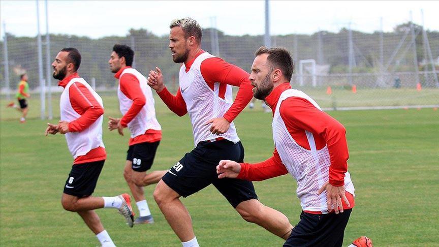 Antalyaspor 73 gün sonra tesislerine döndü