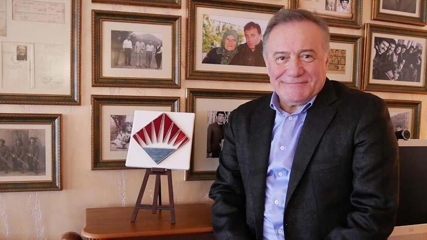 BAU Global Başkanı Enver Yücel Türkiye'de Yılın Girişimcisi Oldu