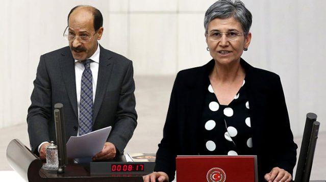 Vekilliği düşürülen 2 HDP'li hakkında yakalama kararı çıkarıldı
