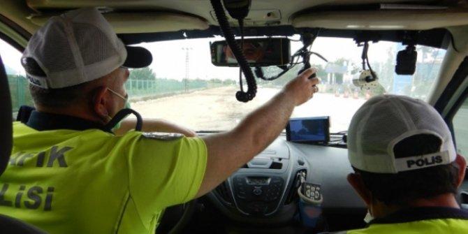 Trafikte 3 günde 33 bin kural ihlali tespit edildi