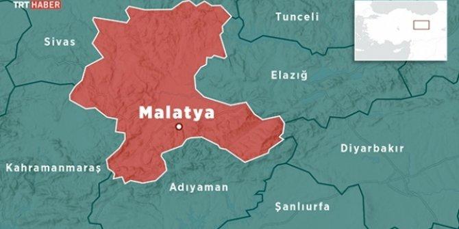 Malatya'da 5 büyüklüğünde deprem