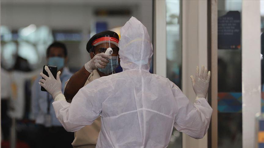 Kovid-19 nedeniyle son 24 saatte Brezilya'da 733, Meksika'da 485, Hindistan'da 553 kişi öldü