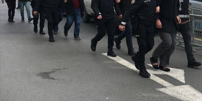 Şanlıurfa'da terör örgütü PKK/KCK propagandası yaptıkları iddiasıyla 8 zanlı gözaltına alındı