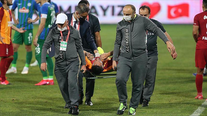 Galatasaray'dan Andone ve Muslera'nın durumu hakkında açıklama