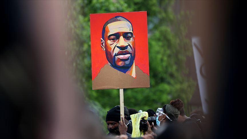 ABD'de siyahi Floyd'un öldürülmesi davasında 3. polis memuru da kefaletle salıverildi