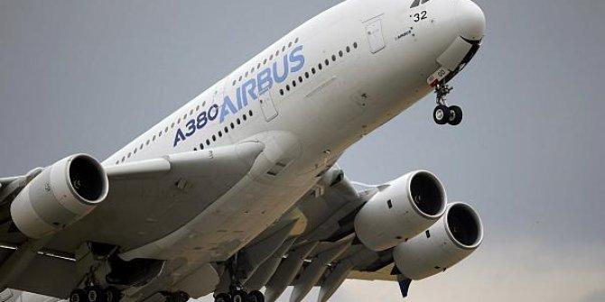 AIRBUS iki yıl boyunca üretimi yüzde 40 azaltacak