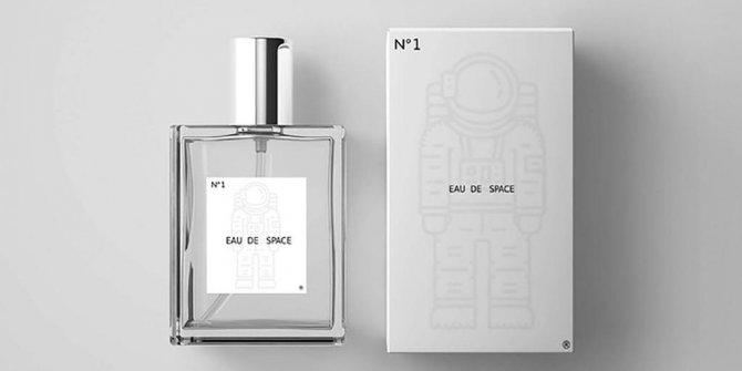 Eau de Space: ''Uzay Kokusu'' parfüm oldu