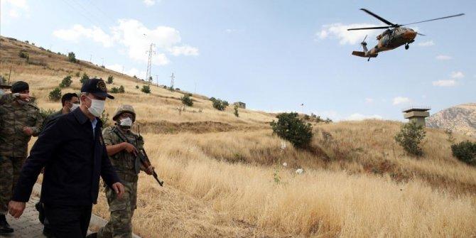 Pençe-Kaplan Operasyonunda şu ana kadar 41 terörist etkisiz hale getirildi