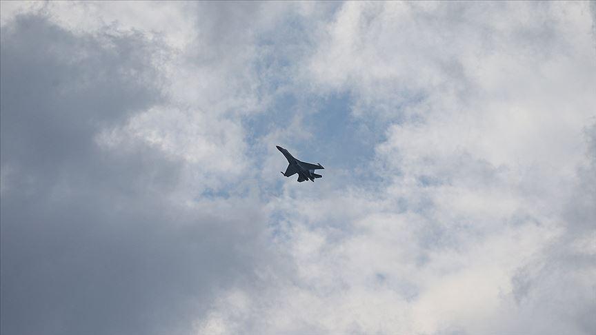 Rus uçakları Karadeniz'de ABD uçaklarını önledi