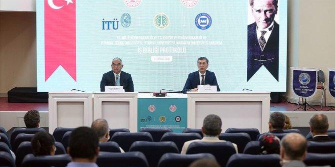 MEB ile Kültür ve Turizm Bakanlığı arasında 'sanat eğitimi' alanında iş birliği protokolü imzalandı