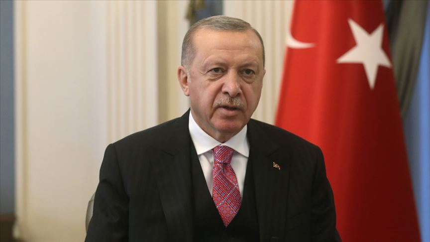 Erdoğan'dan İdlib'de yaptıracağı 50 konut için AFAD'a bağış