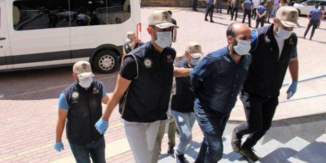 Kahramanmaraş'ta terör örgütü PKK'ya operasyon: 4 tutuklama