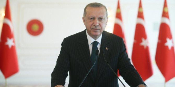 Cumhurbaşkanı Erdoğan'dan Konya Ovası paylaşımı