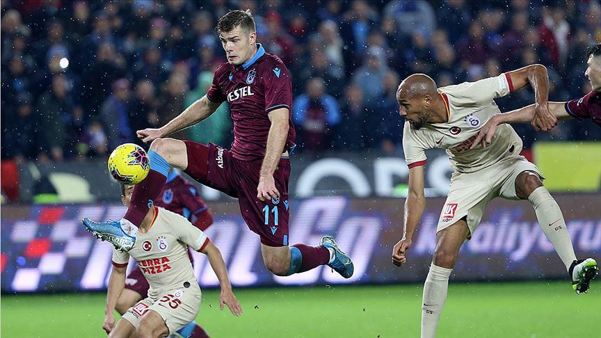 Galatasaray kritik karşılaşmada Trabzonspor'u konuk edecek
