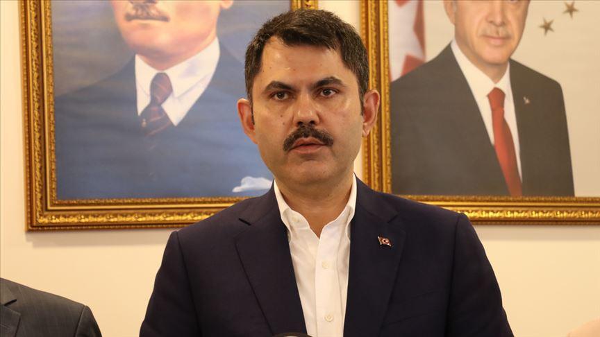 Bakan Kurum: Edirne'den çıkıp Hakkari'ye kadar vatandaşlarımız bisikletle gitsin istiyoruz