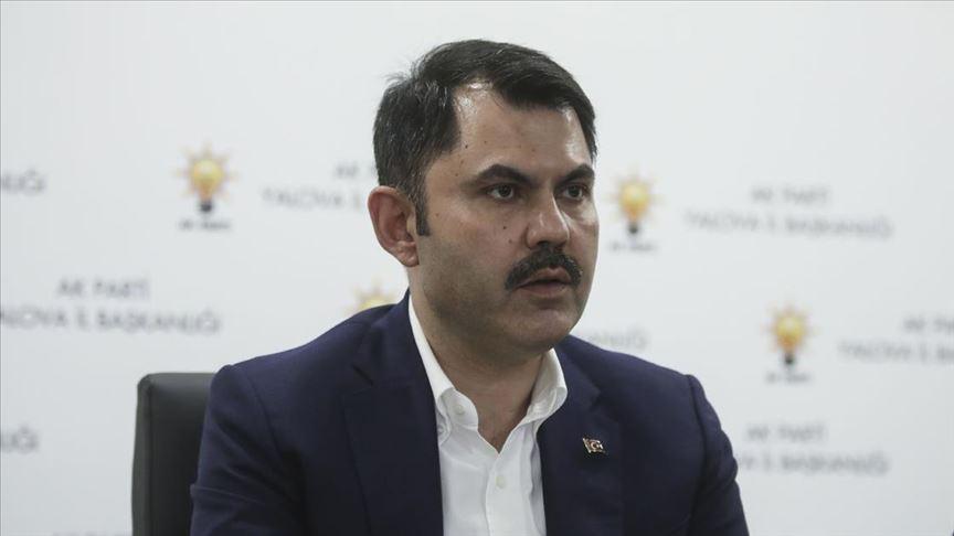Bakan Murat Kurum'dan kentsel dönüşüm açıklaması