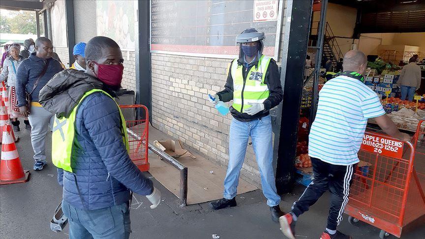 Güney Afrika Cumhuriyeti'nde Kovid-19 vaka sayısı 657 bini aştı
