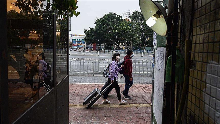 Son 24 saatte Çin'de 8, Güney Kore'de 44 yeni Kovid-19 vakası görüldü