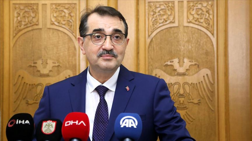 Bakan Dönmez: Oruç Reis Akdeniz'de çalışma yapacağı alana ulaştı