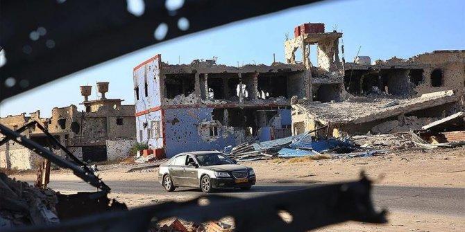 Libya Hafter'in suçlarını belgelendirmek için Uluslararı Af Örgütü'yle toplantı yaptı